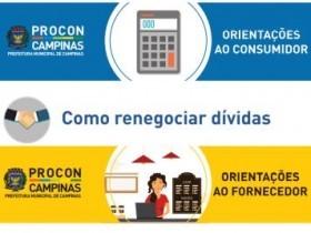 IMAGEM DO CABEÇALHO DOS INFORMATIVOS DO PROCON DE CAMPINAS