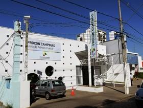 imagem da fachada da sede administrativa do PROCON - imagem arquivo PMC