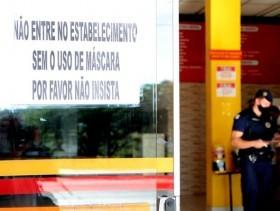 Na tarde de hoje, 28 estabelecimentos de Sousas foram fiscalizados - Crédito Manoel de Brito