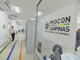 Unidade do Procon no Agiliza Nova Aparecida - Arquivo PMC