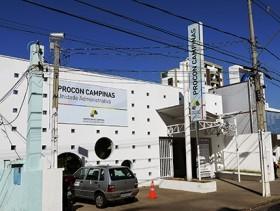 imagem sede administrativa - PROCON de Campinas - Imagens PMC
