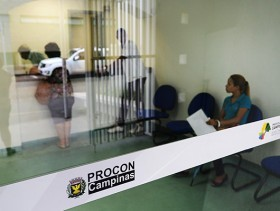 imagem da sede do PROCON de Campinas- arquivo PMC